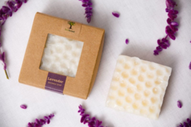 Last Forest Edge Beeswax Soap Lavender set van 2