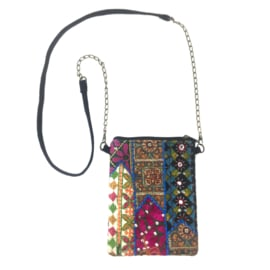 Tribal Mosaic Kutch Crossbody tasje
