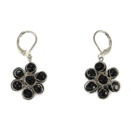 Perennial Earrings black
