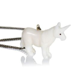 SOT Tagua Unicorn Ketting