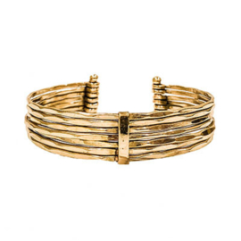 Briony Banded Cuff Bracelet