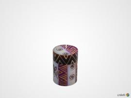 Nobunto Giftbox met 3 ronde stompkaarsen Kabisa