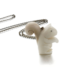 SOT Tagua Squirrel Ketting