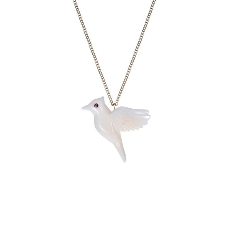 SOT Tagua Flying Bird Ketting