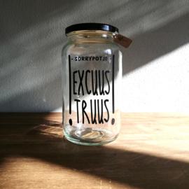 Excuus Truus