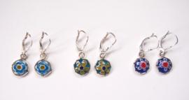 murano glas uit Venetië, blauw