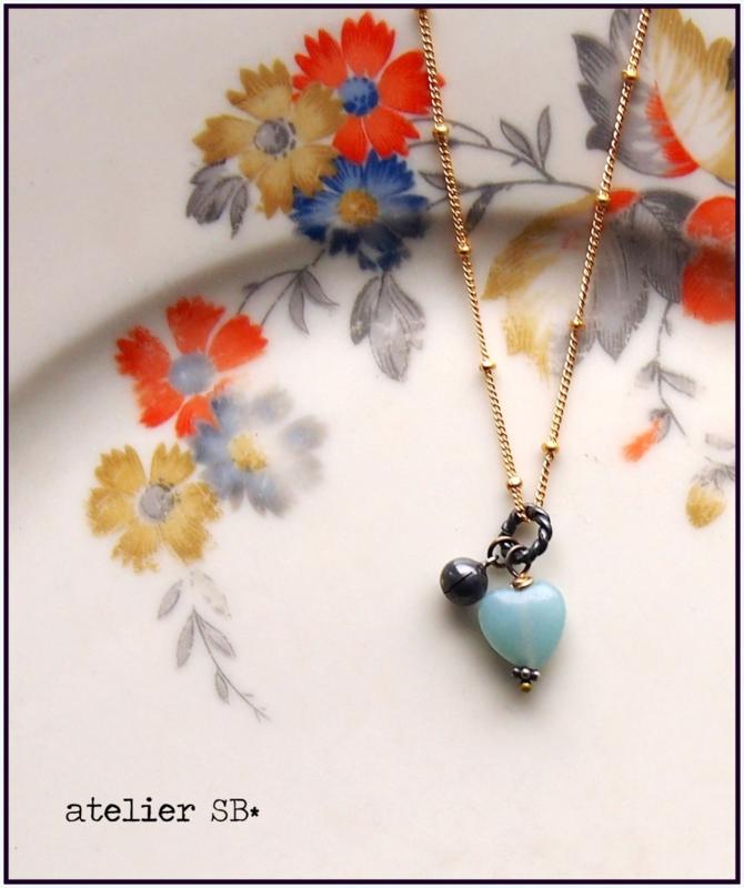 Valentijn blauw