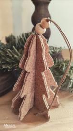 Kerstboompje kurk