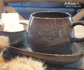 AMaai-pakket 'op koffie'