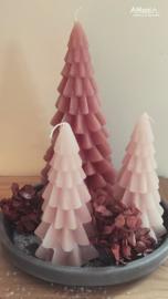 Kaars kerstboom M