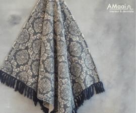 plaid 'batik'