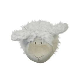 Wanddecoratie schapenkop klein