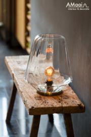 Tafellamp helder groot