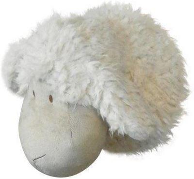 Wanddecoratie schapenkop groot