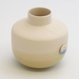 Dip vase | Round  | Nude | 031