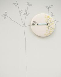 Button | Bird | Nude