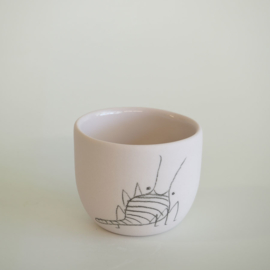 Cup Insect | Pink | S