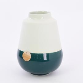 Dip vase   L    Mint 062