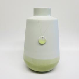 Dip vase | Super big | Mint | 031