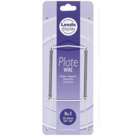 Plate hanger nr.4 | 25-36 cm