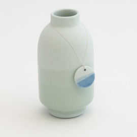 Dip vase | Light blue | 071