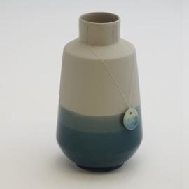 Dip vase | Fine | Grey | 065
