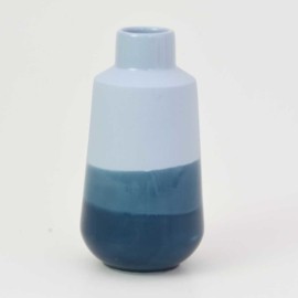 Dip vase | M |  Blue 065