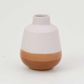 Dip vase | S |  Pink 032