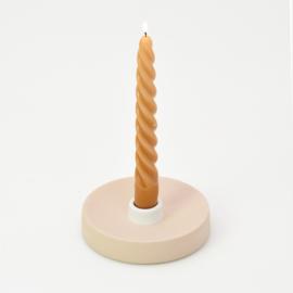 Candle Holder - singel | Sand