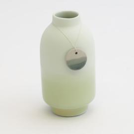Dip vase | Mint | 031