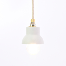 Ceiling light | S | Mouse grey