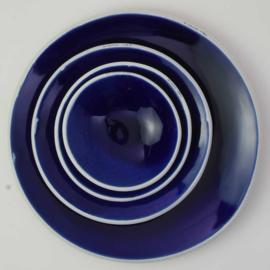 Colour plate  - Blue 094