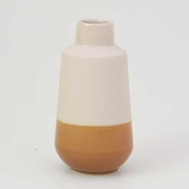 Dip vase | M |  Nude 041