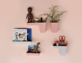Wall storage   Planter   M   Pink