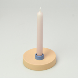 Candle Holder - singel | Orange 1216