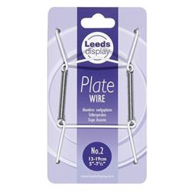 Plate hanger nr.2 | 12-19 cm
