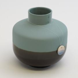 Dip vase | Round  | Ocean | 100