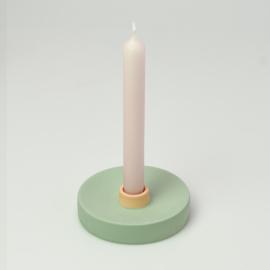 Candle Holder - singel | Green 312