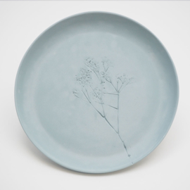 Plant stamp plate | L | Ocean