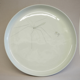 Plate Insect | XXL | Mint