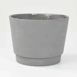 Flowerpot - XL - Dark grey