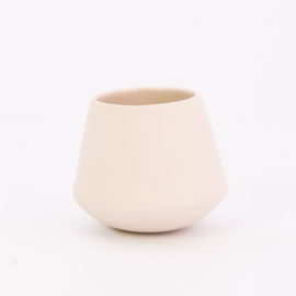 Cup Round | Small | Nude