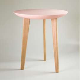 Porcelain table | Red