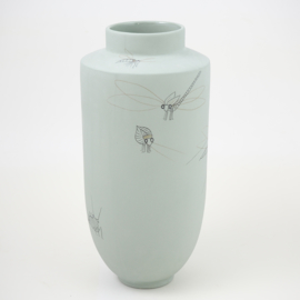 Vase | Insect | Green