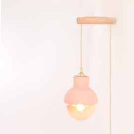 Wall light   Red