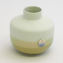 Dip vase | Round  | Mint | 031