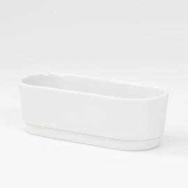 Flowerpot - S - White