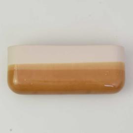 Dip wall vase | Wide | Nude 041