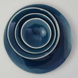 Colour plate  - Blue 065