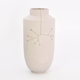 Vase Field flower | Grey | 01